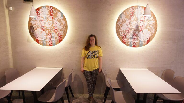 Роспись стен и оформление пекарен и кафе в Санкт-Петербурге