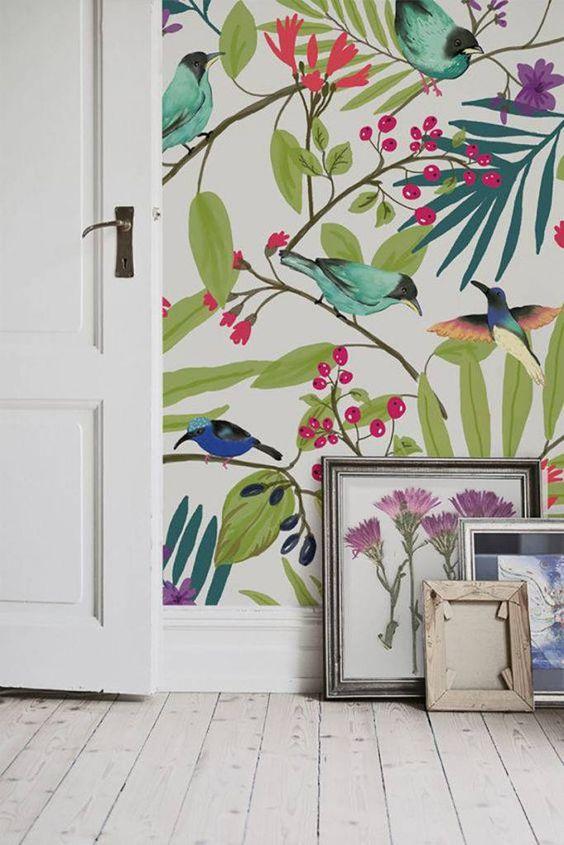 роспись стен в квартире