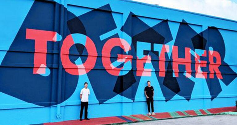Заказать граффити в Санкт-Петербурге