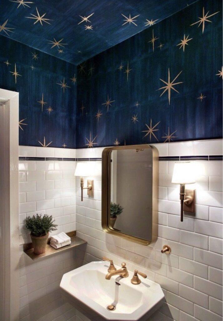 потолок звёзды