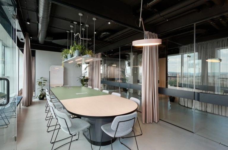 Дизайн-проект интерьера офиса в Санкт-Петербурге по цене от 1700 руб за м2