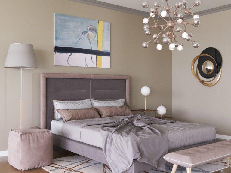Заказать дизайн-проект интерьера квартиры в Санкт-Петербурге