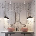 Дизайн интерьера ванной комнаты - Заказать