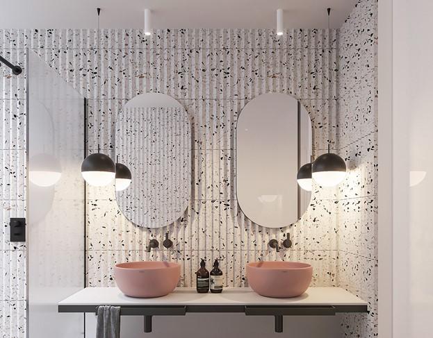Дизайн интерьера ванной комнаты – Заказать